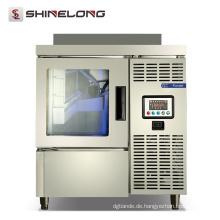 FRIM-6 Neue Generation Eismaschine Blaues Licht Unter Counter Eismaschine