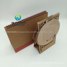 New Fashion Custom Desk Calendar Printing Serivce