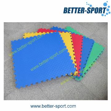EVA Mat, utilisé comme tapis de taekwondo, tapis de karaté, tapis de judo