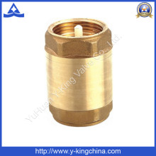 Light Weight Forged Brass Spring Check Valve (YD-3001)