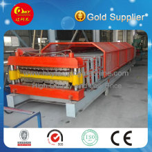 Export Qualität Doppel Stahl Bleche Making Machine