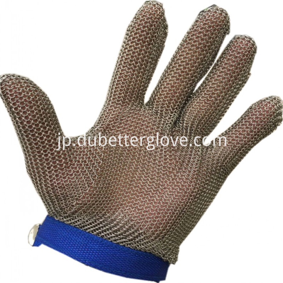 zhonghe metal mesh gloves20