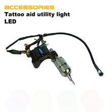 Tattoo aid utility LED light