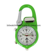 Outdoor Hanging Watch Climbing Clip Watches Fobs