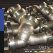 Stainless Steel Y Strainer (GL41)