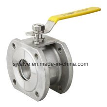 Hot Steel Ball Valve Wafer Type