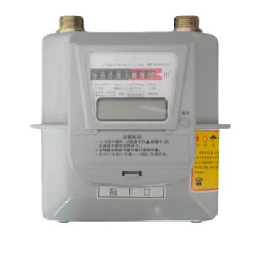 Domestic Diaphragm Prepaid Gas Meter G2.5