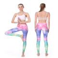 Customized Sublimation Wholesale Wearing Yoga Tights Compression Pants Women