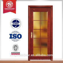 Holztür mit Glas Holz gerahmt Glastüren Holz Tür Glas Designs
