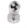 Многоцветные светодиодные фонари для подводного бассейна IP68 3 Вт