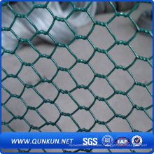 PVC Coated Hexagonal Wire Mesh for Farm Using