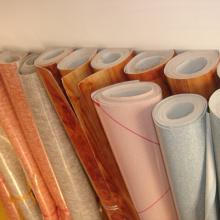 Plancher de PVC d'éponge de haute qualité de 1.0mm ~ de 2.0mm