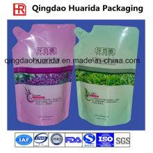 Detergente de lavandería de colores / detergente / bolsa de envasado de productos de limpieza
