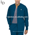 Hospital medical working clothes uniform coat for men