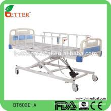 Cama de hospital elétrica de 3 funções com venda quente