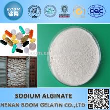 100% natural sodium alginate powder