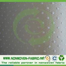 Slipper Making Material Non Woven Slip Resistant Fabric