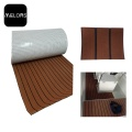 Precio Flexible EVA Marine Faux Teak Sheet