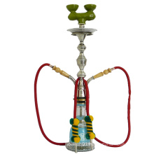 Top Quality Glass Shisha Pipe for Tobacco Smoking Wholesale (ES-HK-002)