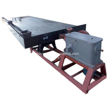 Chomite Ore Processing Plant Shaking Table