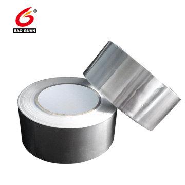 Ruban d'emballage de tuyau de climatiseur en papier d'aluminium