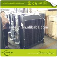 Copper core water radiator for Cummin NTA855-G1B series engine