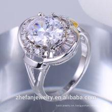 Regalos al por mayor de la joyería de la plata esterlina del artículo para el anillo del cumpleaños de las madres