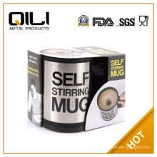 14oz Stainless stee Automatic mixing cup