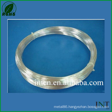 Electric material hot sell silver nickel wire