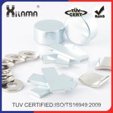 Customized N35-N52 (M, H, SH, UH, EH) Permanent Neodymium Magnet