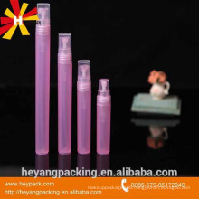 5ml,18ml,l0ml,12ml pencil refillable perfume spray bottle