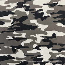 Schrumpffestes Camouflage-bedrucktes Bengaline-Jackengewebe