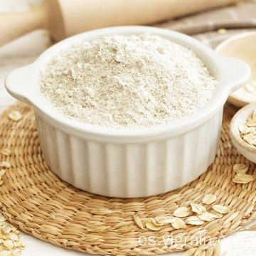 Productos agrícolas al por mayor Harina de avena Materias primas