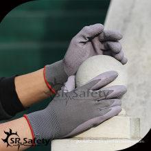 SRSAFETY 13G Вязаный лайнер с покрытием Латексные женские садовые перчатки