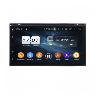 "Android 9.0 2din universal 6.95 ""gps dvd de voiture"