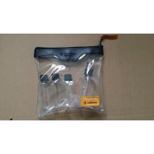 4PCS Pet Plastic Cosmetic Packaging Kit de bouteille de voyage
