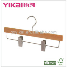 H-grade wooden trousers hanger