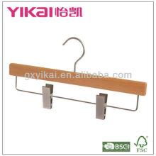 Cabide de madeira H-grade