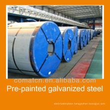 25 gauge galvanized steel, PPGI/ GI/ GL, best seller