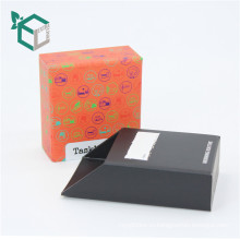 Подгонянный профессиональный производитель переработанной упаковки бумажные коробки