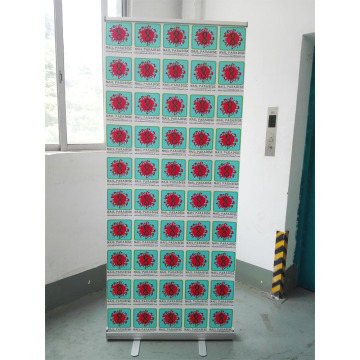 Alloy Aluminium Luar Roll Up Banner Stand