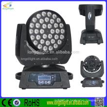 LED beweglicher Kopf 36x10W 4in1 geführtes Wäschebewegungskopf Nachtclubbeleuchtung