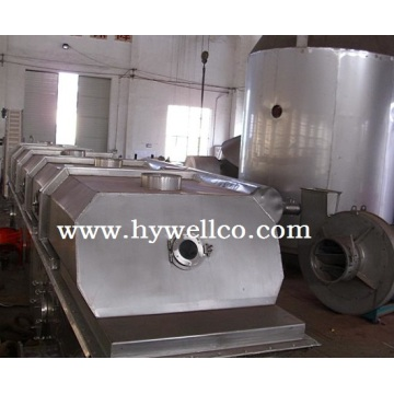 Lees Vibrating Fluid Bed Dryer