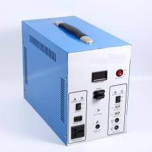 Sistema de armazenamento de energia de bateria de íon de lítio
