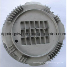2016 Aluminum Die Casting Factory for Auto Spare Parts with Superior Quality and Stable Quantity