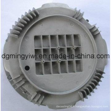 Usine de moulage sous pression en aluminium de 2016 pour pièces de rechange automatiques avec une qualité supérieure et une quantité stable