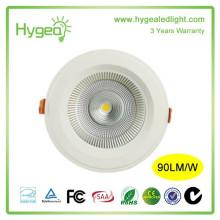 10W,15W,20W,30W,40W Energy saving downlight Anti fog downlight High power led downlight