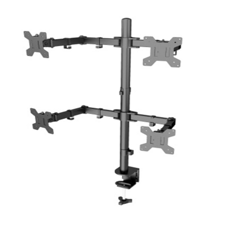 Folding Table Monitor Arm