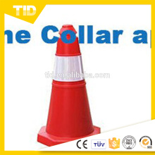 Any Height PVC Reflective traffic Cone Sleeve Reflective sheeting