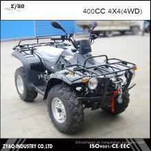 4X4 Automático 400cc ATV Quad / Eixo Transmissão ATV / EEC ATV